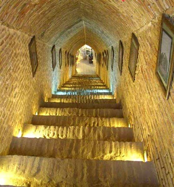 موزه آب مشهد جاهای دیدنی مشهد ،100 جاذبه گردشگری معروف