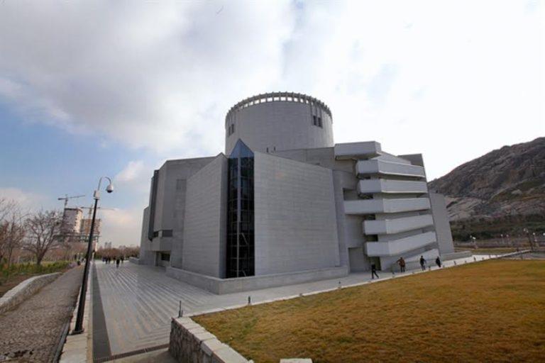 موزه بزرگ خراسان جاهای دیدنی مشهد ،100 جاذبه گردشگری معروف