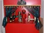 موزه اسباببازی و عروسک خیمهشببازی کاشان