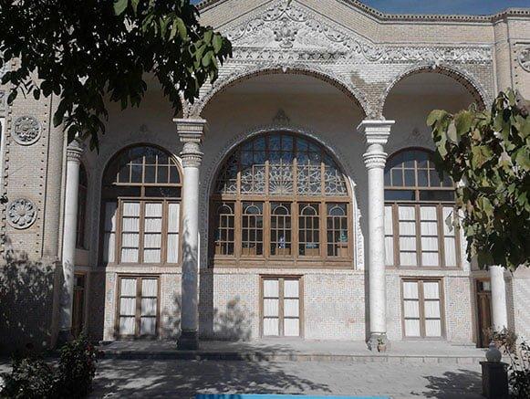 موزه سفال تبریز  جاهای دیدنی تبریز (معرفی 100 جاذبه با عکس)