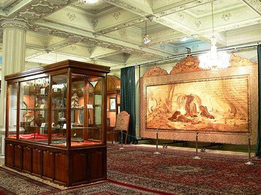موزه مرکزی آستان قدس از جاهای دیدنی مشهد جاهای دیدنی مشهد ،100 جاذبه گردشگری معروف