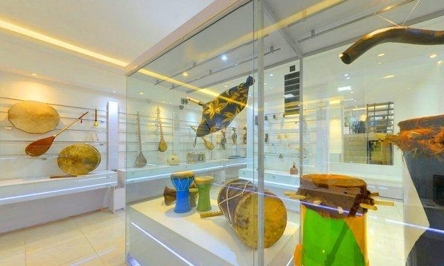 موزه موسیقی اصفهان جاهای دیدنی اصفهان (100 جاذبه گردشگری اصفهان)