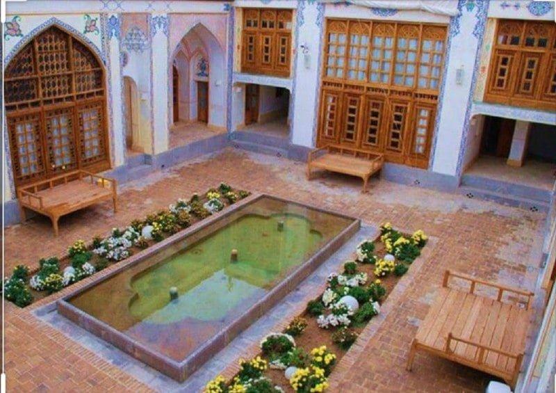 خانه تاریخی ناظران مشهد خانه تاریخی ناظران مشهد