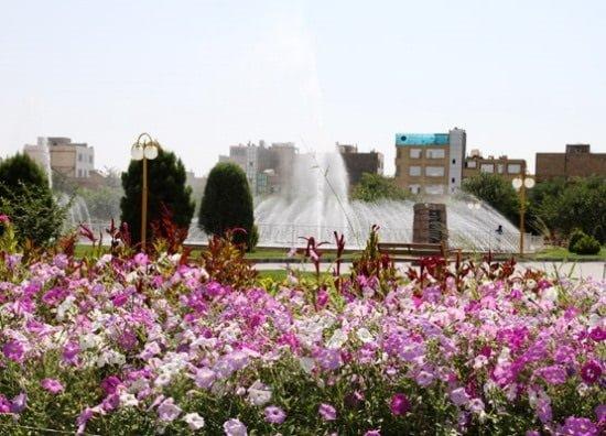 پارک حجاب جاهای دیدنی مشهد ،100 جاذبه گردشگری معروف