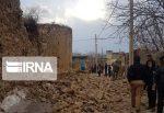 پسلرزهها بخشی از کاروانسرای تاریخی خان زنیان شیراز را تخریب کرد