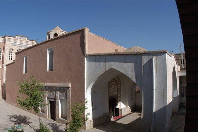 کلیسای کاتارینه جاهای دیدنی اصفهان (100 جاذبه گردشگری اصفهان)