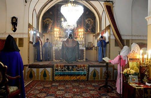 کلیسای یوحنا از جاهای دیدنی اصفهان جاهای دیدنی اصفهان (100 جاذبه گردشگری اصفهان)