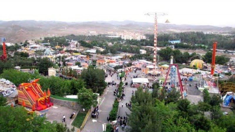 کوهستان پارک شادی جاهای دیدنی مشهد ،100 جاذبه گردشگری معروف