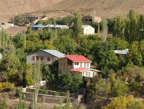 روستای تاریخی راونج  روستای تاریخی راونج ، راه گنج دلیجان