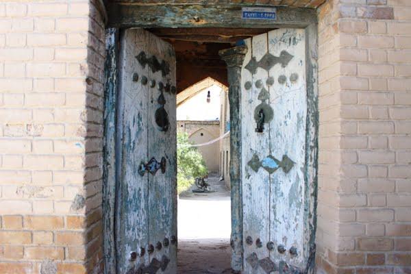 خانه خاندان اشتری ، قزل اتاق قاجاری