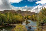 روستای شگفت انگیز مارکده، روستایی در دل زاینده رود