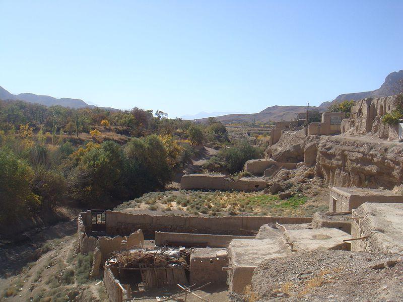 -خورهه-4 روستای خورهه محلات