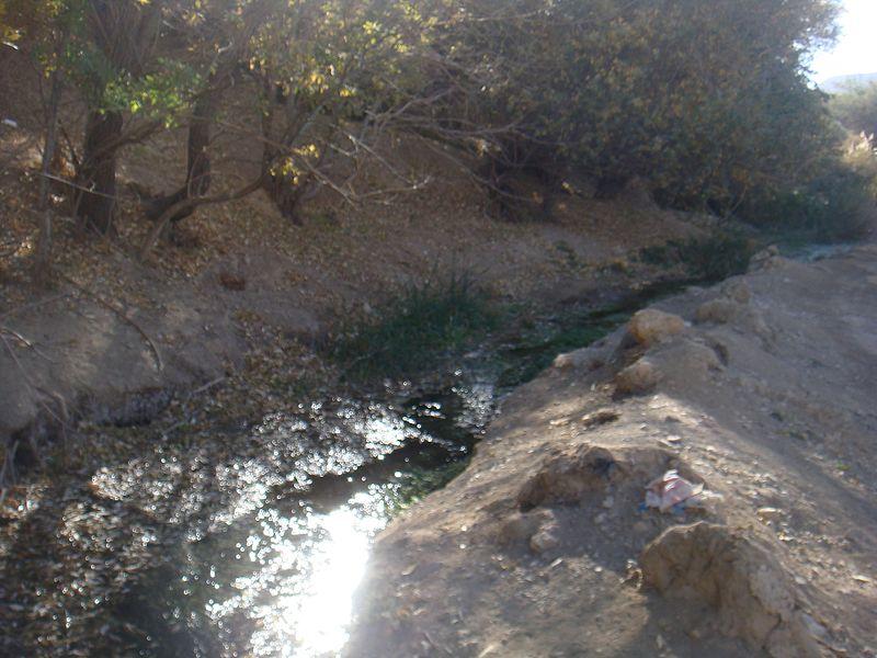 -خورهه-7 روستای خورهه محلات