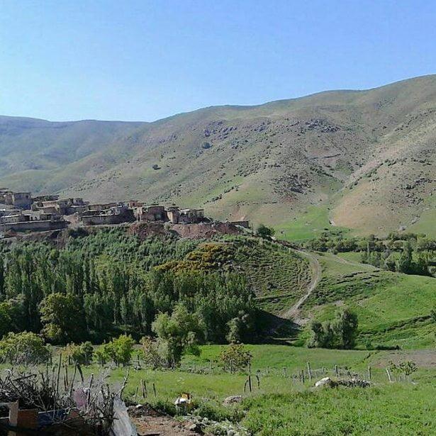 روستای سراوند
