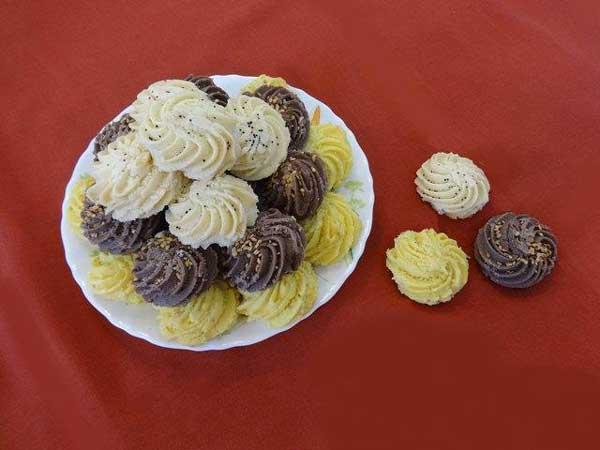 شیرینی بهشتی 10 مدل شیرینی خوشمزه مخصوص نوروز