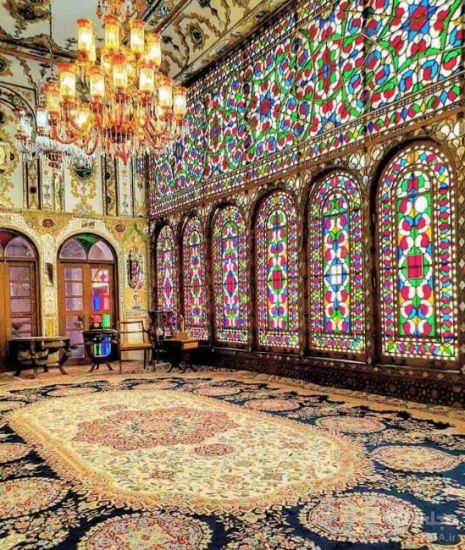 خانه تاریخی ملاباشی اصفهان