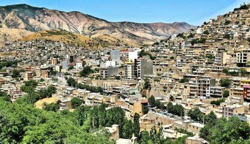 پاوه  عجایب شهرهای ایران