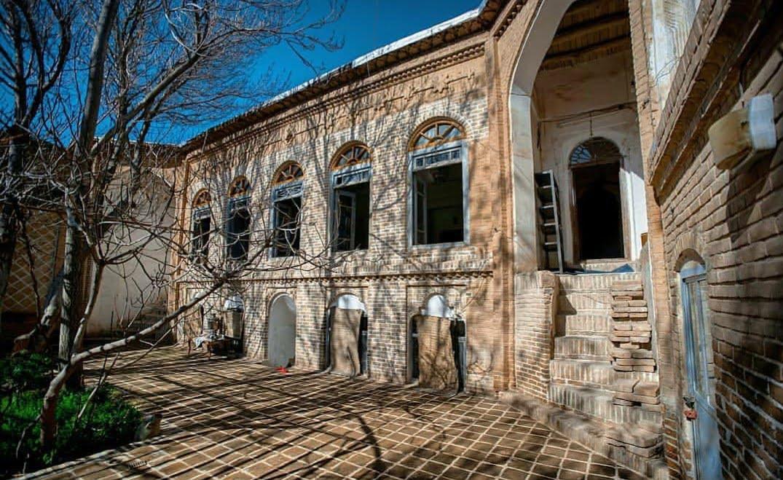 خانه های تاریخی شهر دیرینه سبزوار