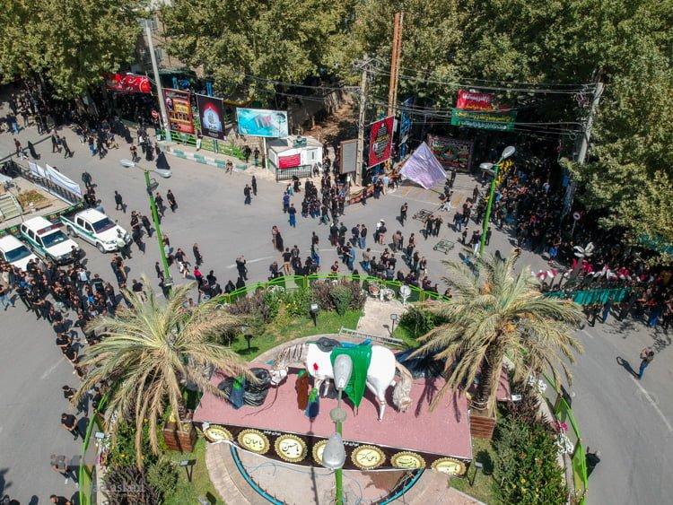 عزاداری سنتی و تعزیه خوانی 250 ساله خوانسار