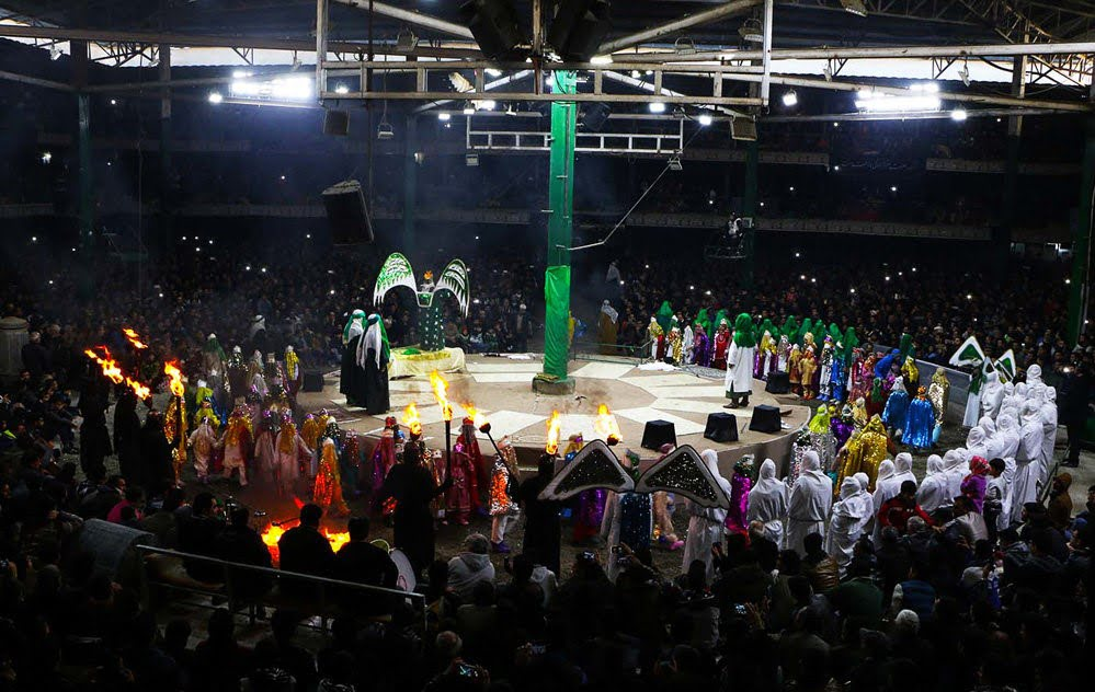 عزاداری سنتی و تعزیه خوانی 250 ساله خوانسار عزاداری سنتی و تعزیه خوانی 250 ساله خوانسار