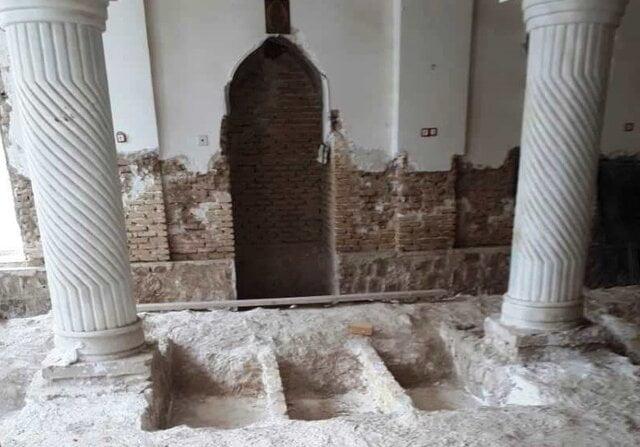 مسجد آخوند گراش