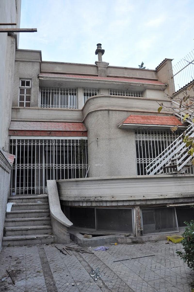 خانه شصت ساله الفت در تهران-خانه ای با هویت ایرانی خانه شصت ساله الفت ، خانه ای با هویت ایرانی