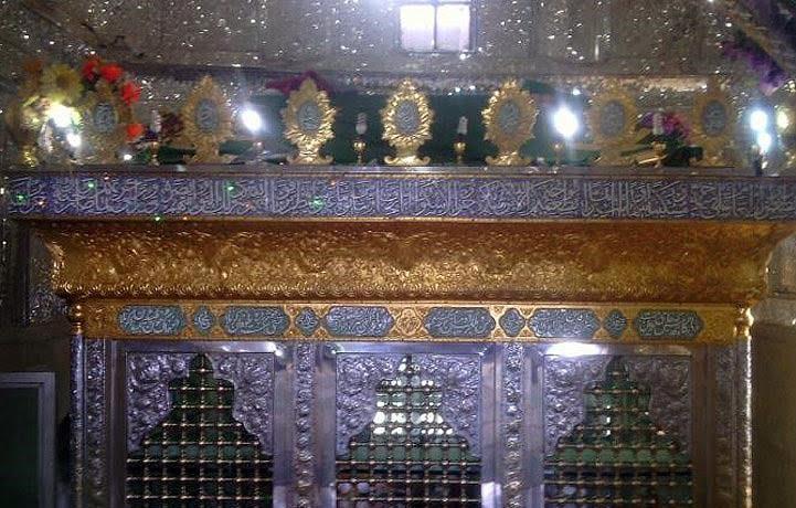 امامزاده شاهزاده حسین اصغر(ع)-امام زاده ای بر فراز ارتفاعات امامزاده شاهزاده حسین اصغر ( ع )