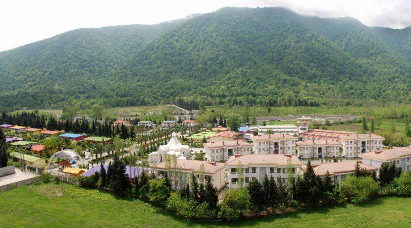 روستای توسکاتک نوشهر