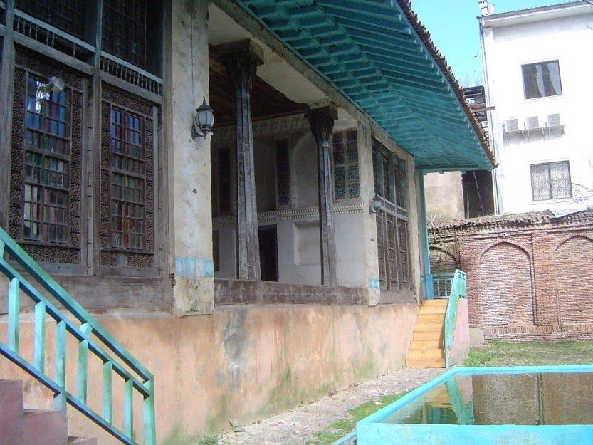 خانه محمد صادقی لاهیجان خانه محمد صادقی لاهیجان