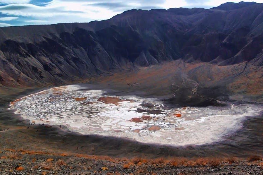 کوه های آتشفشانی ایران کوه های آتشفشانی ایران
