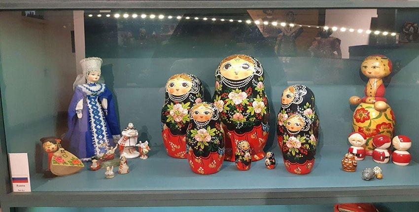 موزه عروسک های ملل  موزه عروسک های ملل