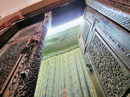 مسجد جامع ازغد مسجد جامع ازغد