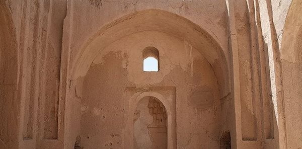 مقبره اعلا یزد؛ بنایی که روایتگر عشق رعنا و اعلا شد مقبره اعلا یزد