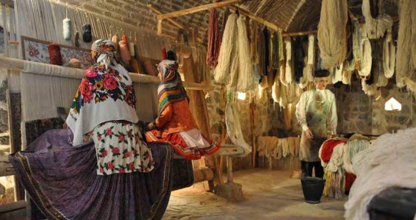 موزه مردمشناسی حمیدیه موزه مردمشناسی حمیدیه