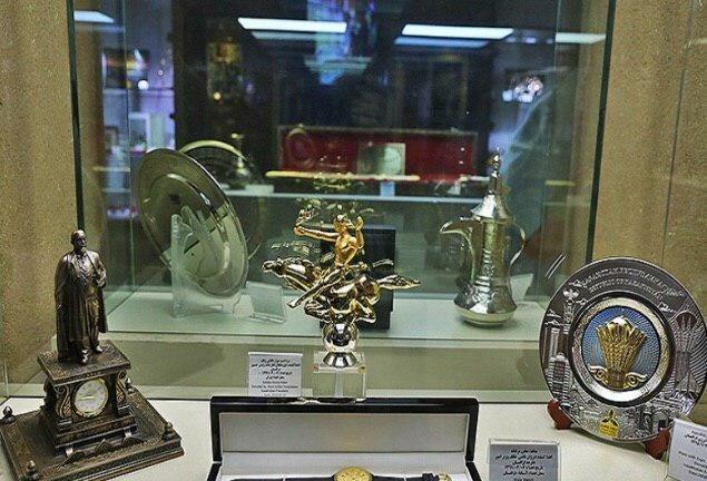 موزه دکتر علی اکبر صالحی موزه دکتر علی اکبر صالحی