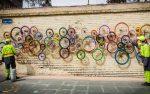 هنر خیابانی ، نقاشیهای دیواری تهران