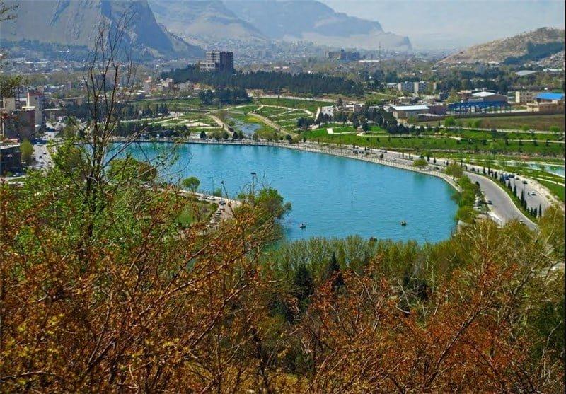 پارک زیبا کنار خرم آباد پارک زیبا کنار خرم آباد