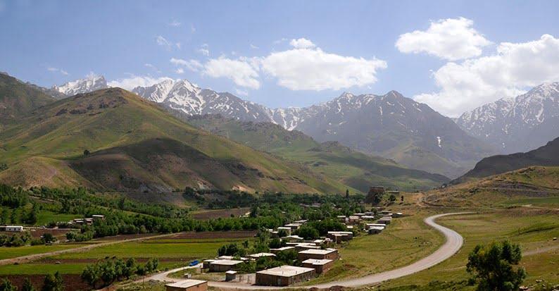 روستای کمندان لرستان