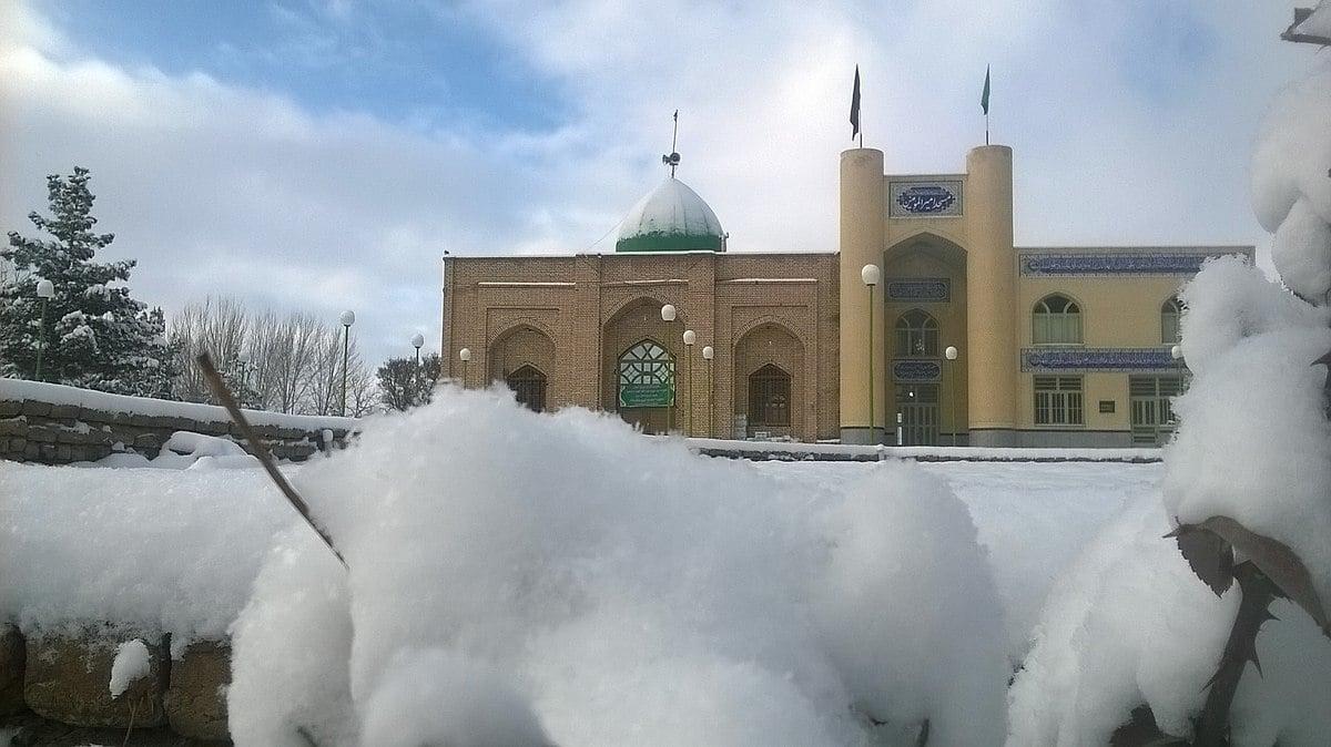 روستای حاجی آباد(زبرخان) - نیشابور روستای حاجی آباد ( زبرخان )