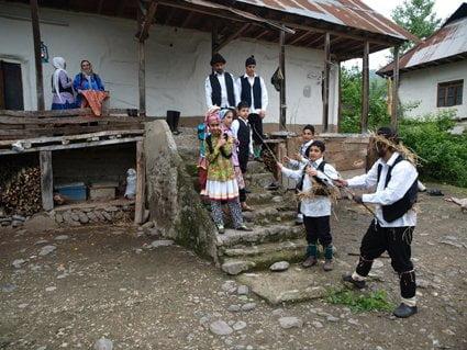 جشن تیرما سیزده شو یا جشن تیرگان مازندران جشن تیرما سیزده شو یا جشن تیرگان مازندران