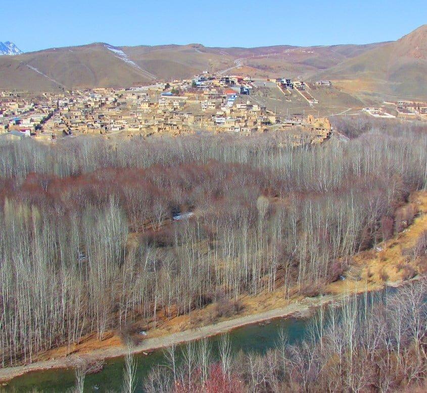 روستای زیبای هوره - چهارمحال و بختیاری روستای زیبای هوره سامان
