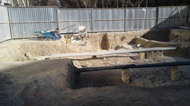 دفن تاریخ 6 هزار ساله در اصفهان
