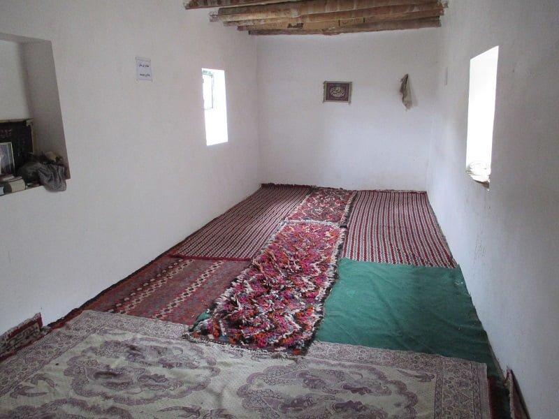 امامزاده اسماعیل  روستای افتر سرخه