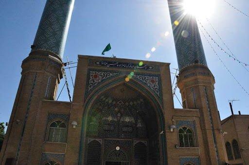 امامزاده حسن کرج