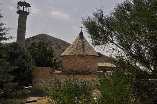 امامزاده عبدالله روستای کندر کرج