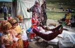 جشن ییلاقی در اولنگ دلبر