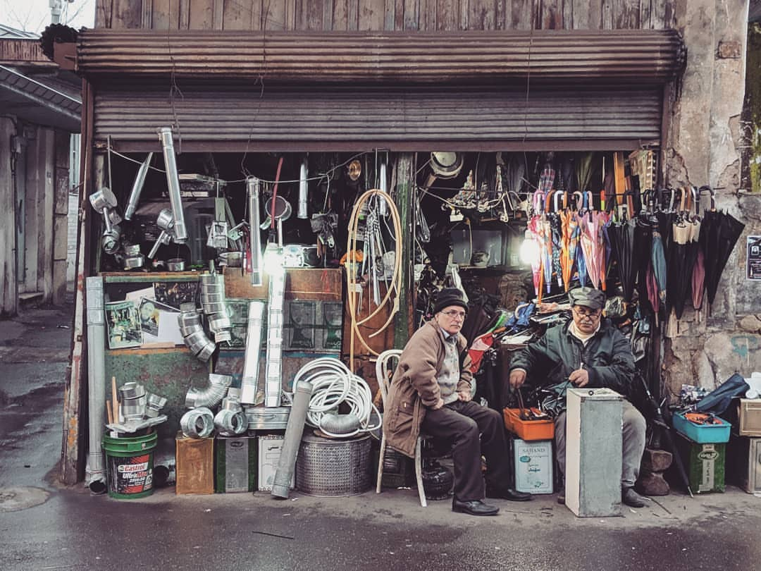 بازار محله ساغری سازان بازار محله ساغری سازان