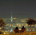 ۱۰بام تهران ، مکان هایی دنج برای خلوت کردن برفراز پایتخت
