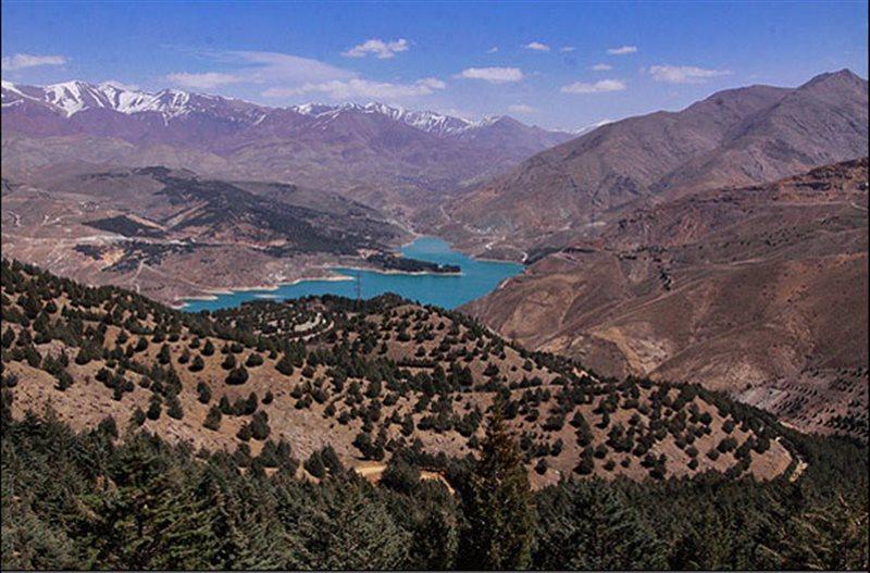 پارک جنگلی تلو  پارک های جنگلی تهران - 15 پارک با آدرس و عکس