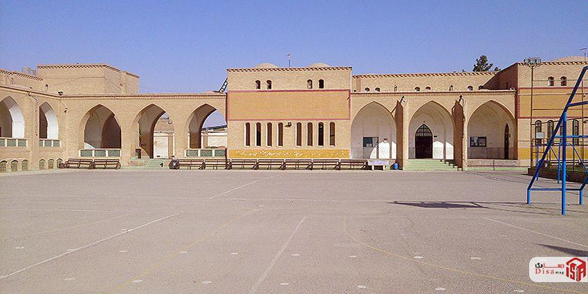 دبیرستان ایرانشهر یزد دبیرستان ایرانشهر یزد